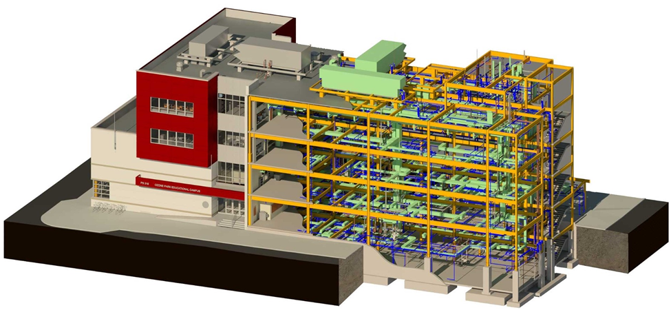 BIM-проектирование (3D)