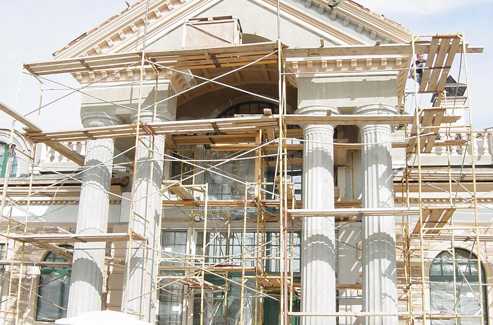 Получить разрешение на реконструкцию здания при помощь архитектурно-проектной компании «ГРАД»
