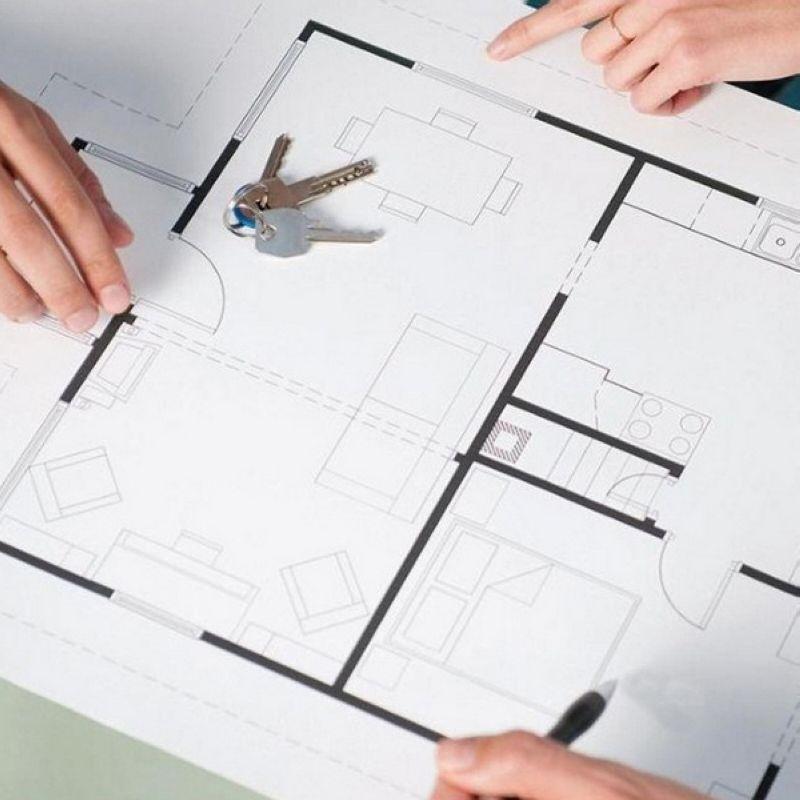 Проект перепланировки помещения в Москве