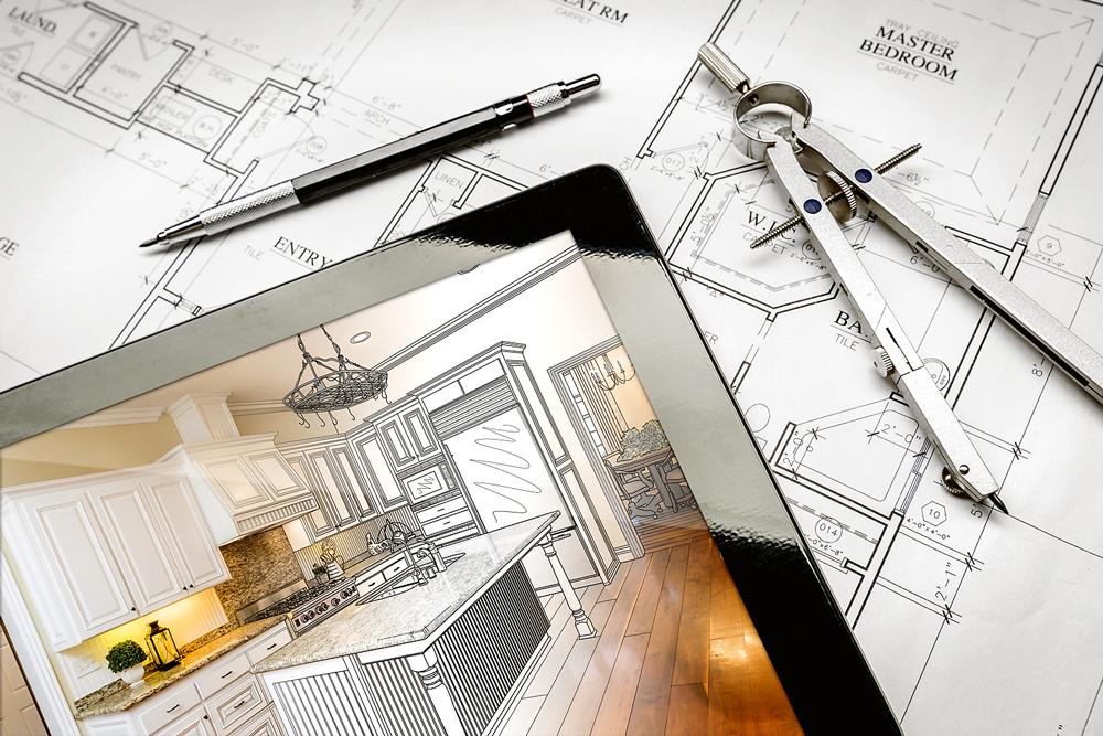 заказать проект перепланировки квартиры в Москве под ключ