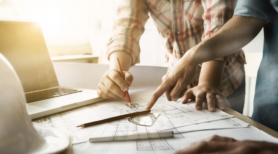 Услуги проектирования: что получают клиенты компании ГРАД