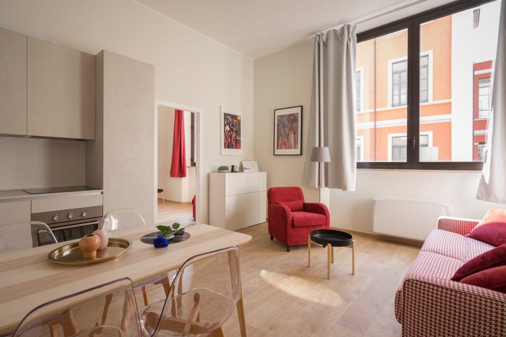 Проект перепланировки квартиры для согласования в бюро «Град»