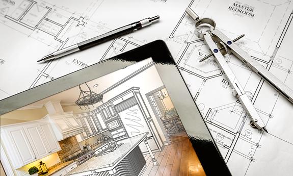 Как заказать проектирование квартиры в Москве