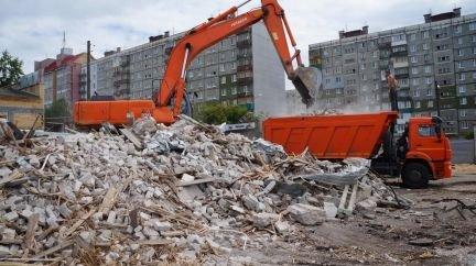 Качественная и быстрая разработка проекта демонтажа здания
