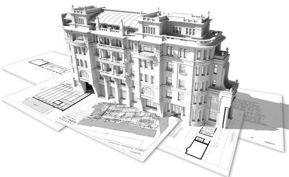 Почему нужно заказать архитектурный проект для строительства дома