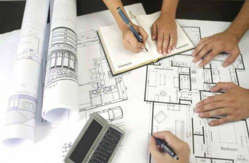 Состав проектной документации для согласования перепланировки