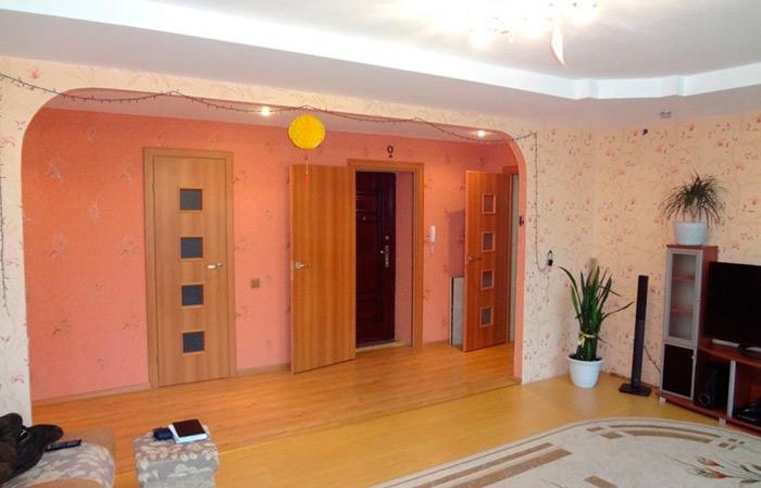 Перепланировка квартиры без разрешения: получить разрешение на ранее выполненные работы