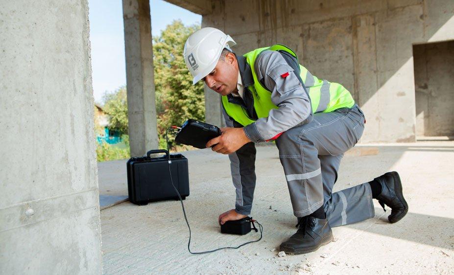 Обследование технического состояния здания с помощью специалистов АПБ Град