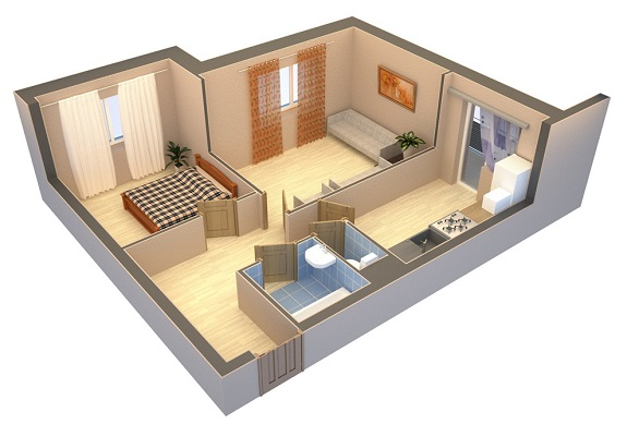 Особенности согласования перепланировки квартиры