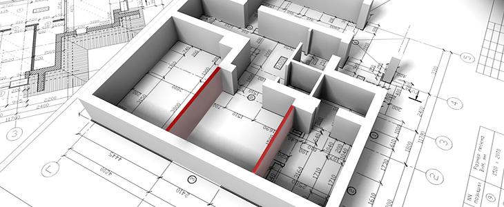 Заказать проект перепланировки и переустройства квартиры в АПБ Град: верное решение