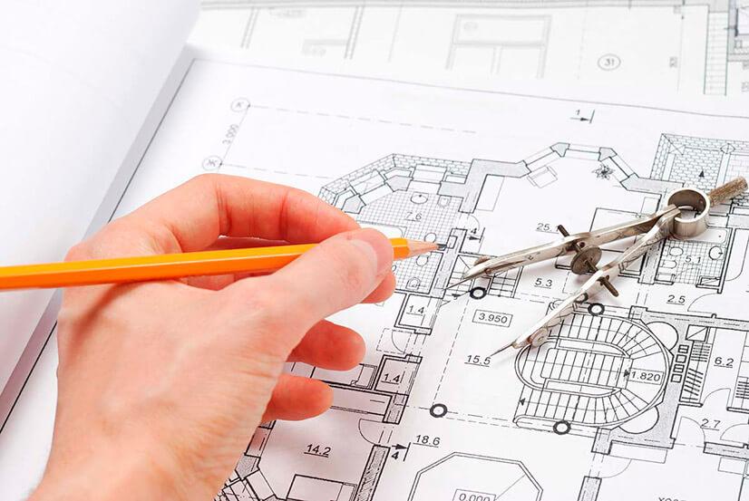 Проект перепланировки и переустройства квартиры: заказать в Москве