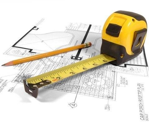 Обмер помещения или квартиры для уточнения площади