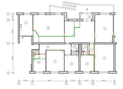 про проект перепланировки и переустройства жилого помещения