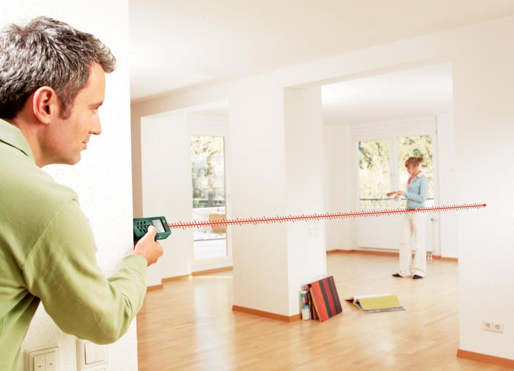 Обследование зданий и сооружений: предварительные обмеры
