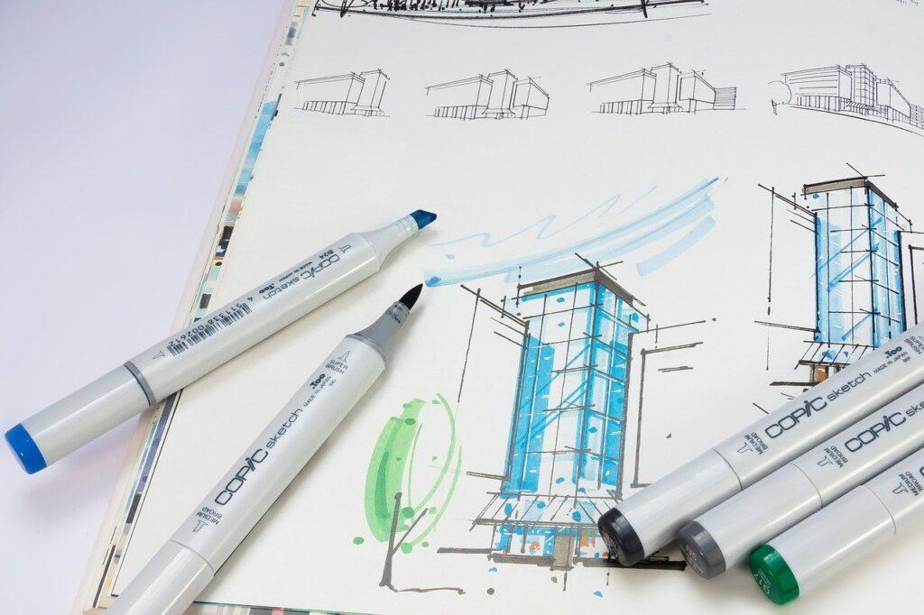 Обмер квартиры с помощью специальных точных приборов