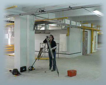 Обследование технического состояния конструкций здания