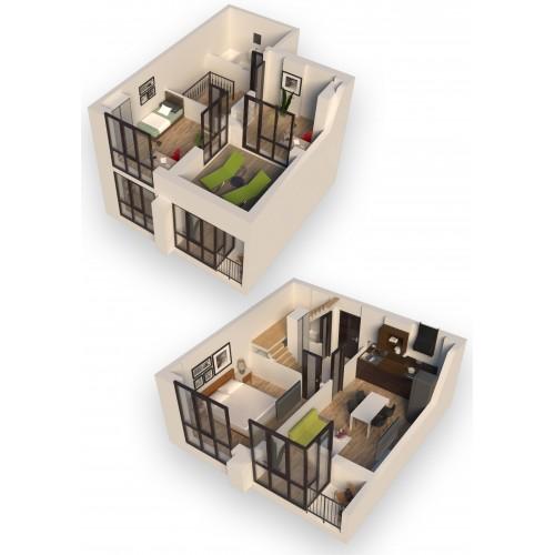 Проект перепланировки квартиры в АПБ Град: сроки и стоимость