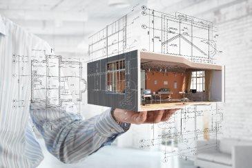 Как проводится проектирование жилых домов не для строительства