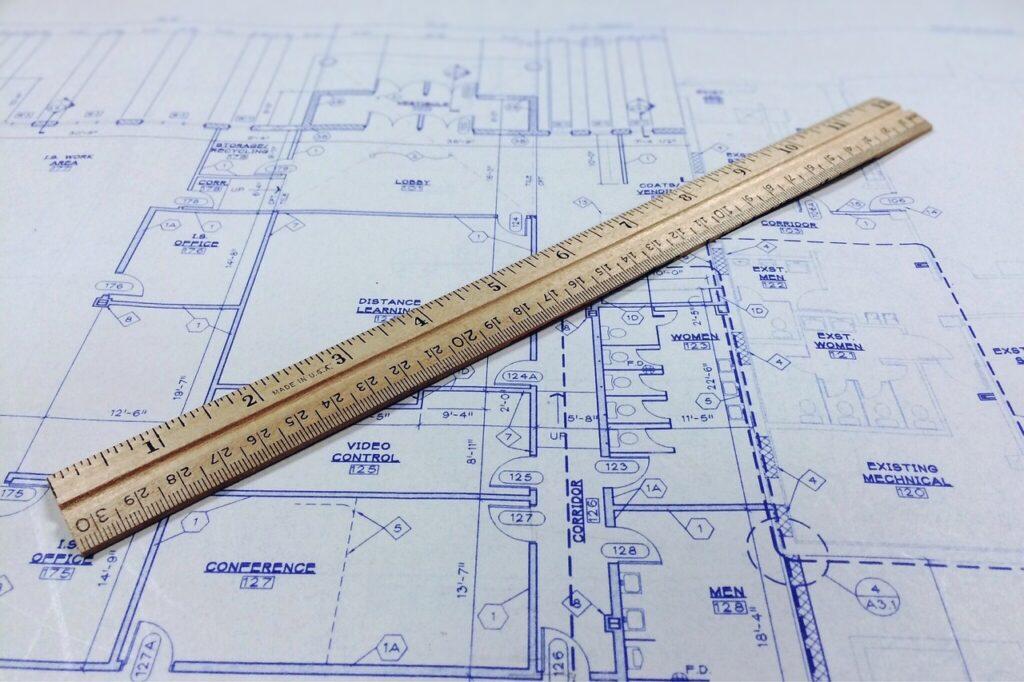 Обмерочный план: цели разработки чертежа и состав документа