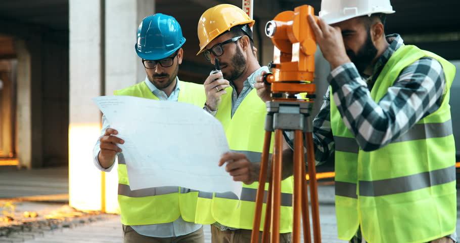 Проведение технического обследования здания