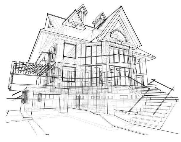 Разделы архитектурного проекта