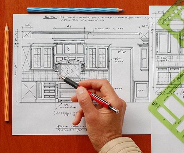 Обмер помещения для составления дизайн-проекта