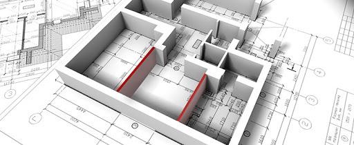 Основные разделы проекта перепланировки квартиры