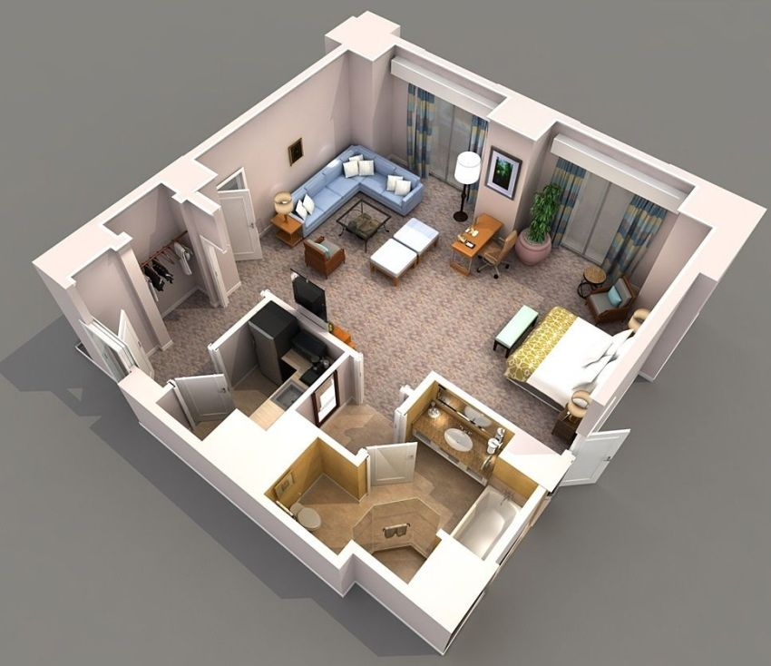 Особенности проведения обследования квартир для перепланировки