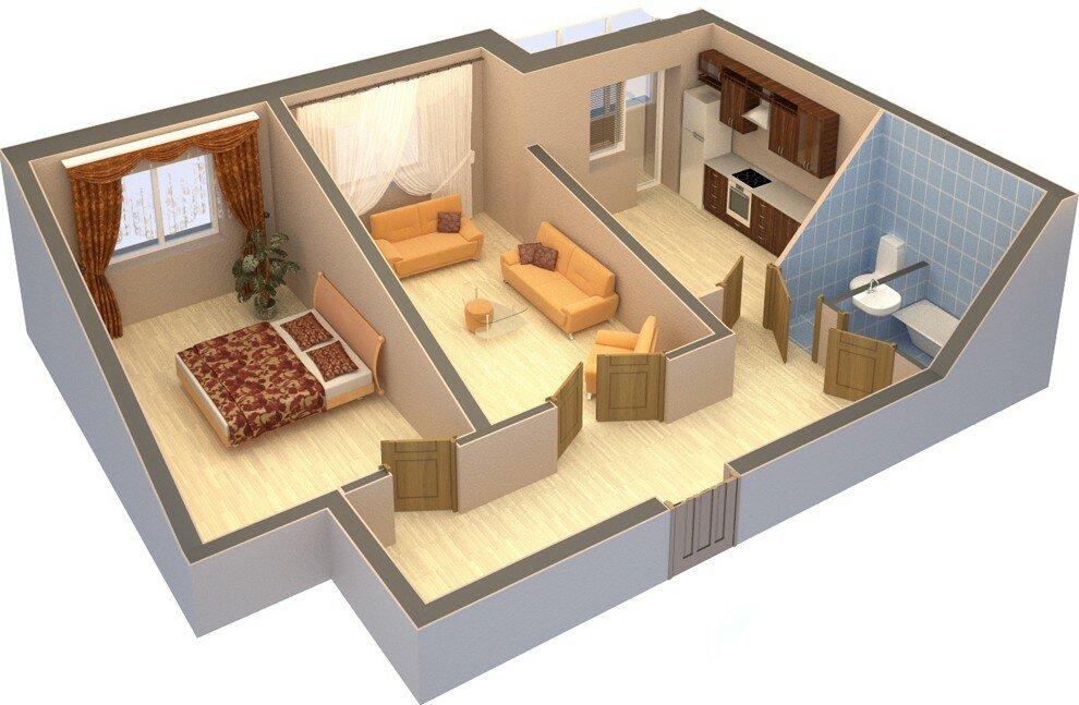 Оптимальные сроки согласования перепланировки квартиры