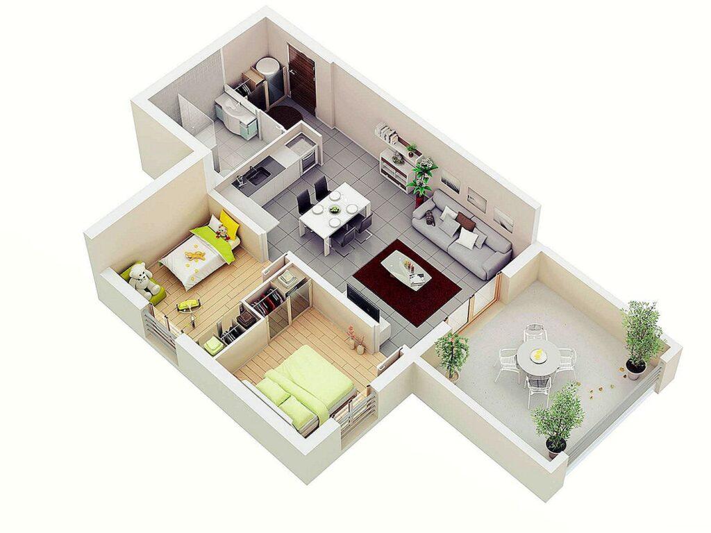 Проект ремонта квартиры: для согласования изменений в контролирующих инстанциях