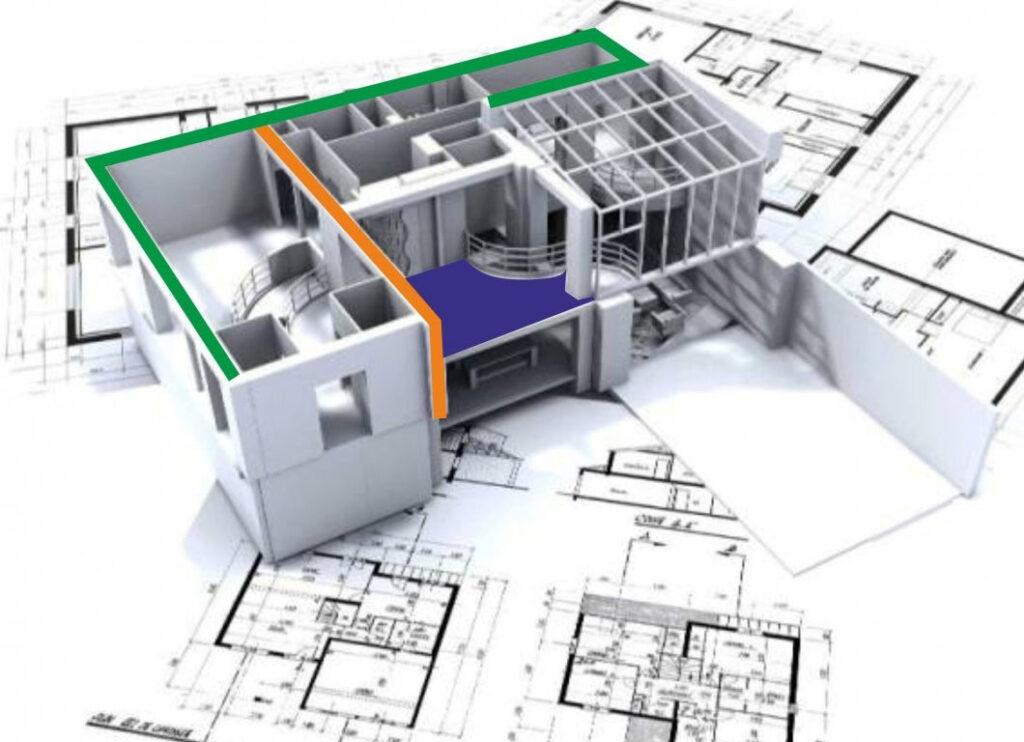 Профессиональная подготовка проекта перепланировки внутри нежилого помещения: о каких нюансах стоит помнить