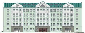 Услуга от АПБ ГРАД: колористическое решение фасада в Москве