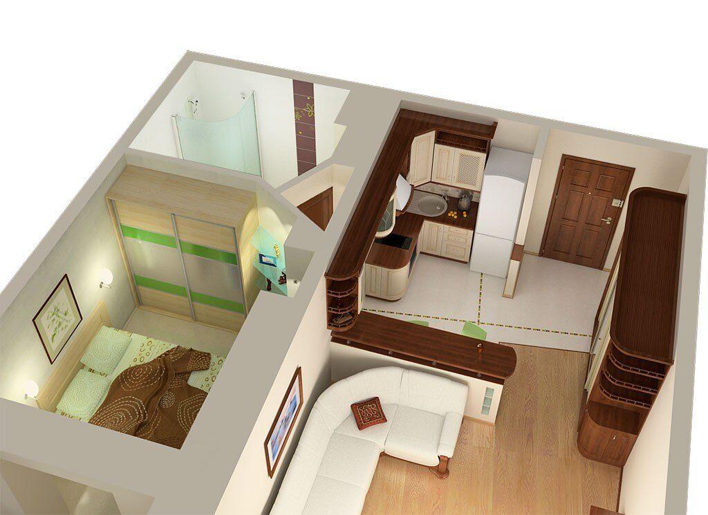 Обмеры помещений и квартир