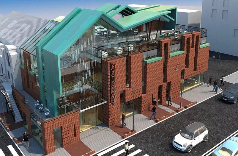 Где заказать проект реконструкции здания: быстро и недорого