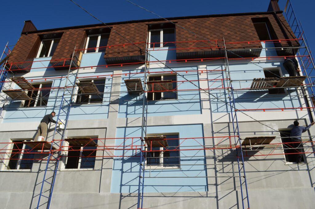 Согласование фасадных работ: перечень допустимых мероприятий